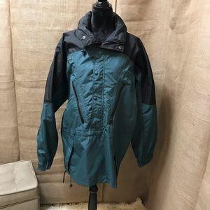 Vintage 90s Columbia Anorak Snowboard Ski Jacket